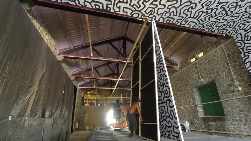 Making Of Keith Haring