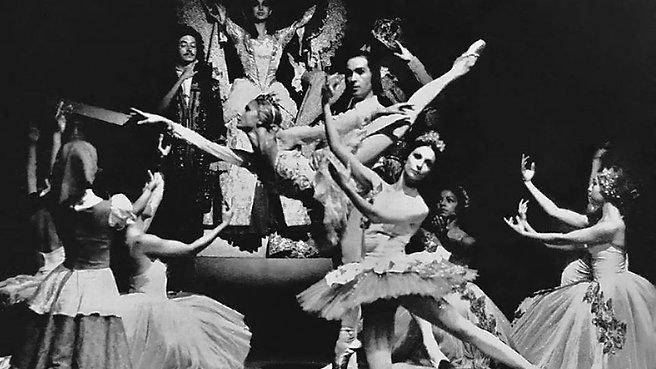 1970 Uyuyan Güzel, Balesi