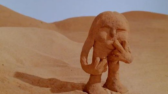 Kumdan Kale / Le château de sable (1977) / Co Hoedeman
