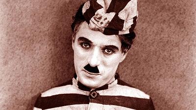 Charlie Chaplin / The Adventurer.1917