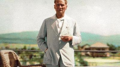 Mustafa Kemal Atatürk Gazi Orman Çiftliği'nde (14 Temmuz 1929)