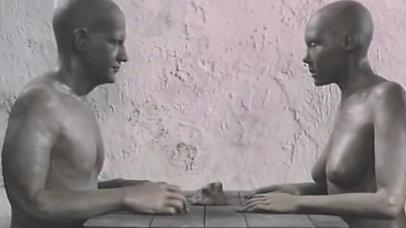 Dimensions of Dialogue (1982) / Jan Svankmajer