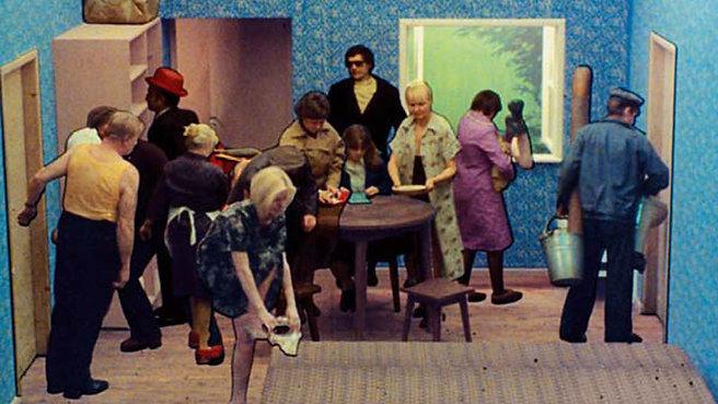 Tango (1981) / Zbigniew Rybczynski