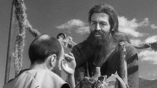 Simón del desierto (1965) /  Luis Buñuel