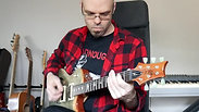 Zack Myers PRS Guitar Demo
