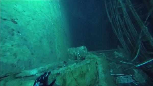 Zenobia Wreck Dive Highlight
