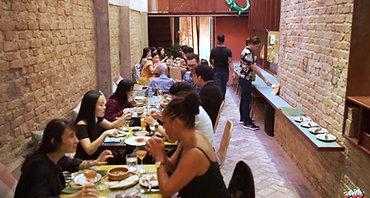 Dinner at JOLOKO