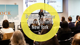 New York | Building a Better Future Summit