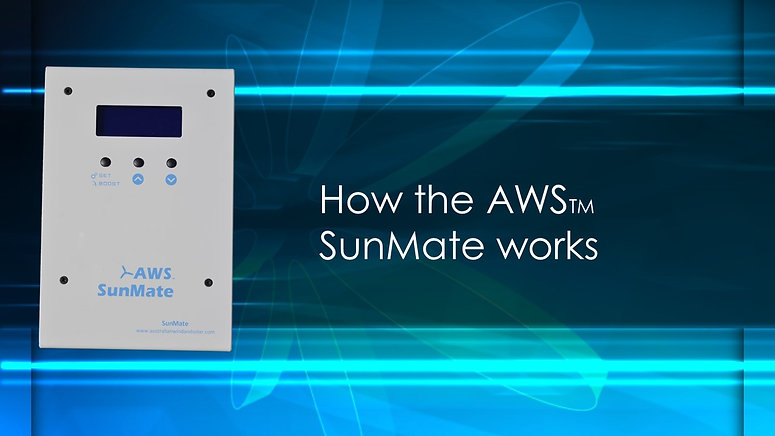 AWS SunMate Animation