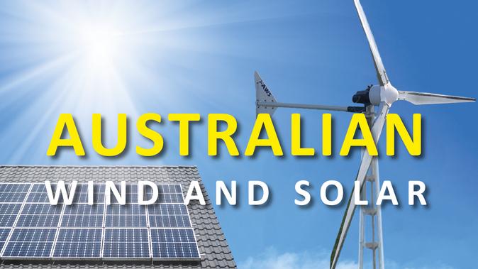Australian Wind and Solar - Industry Leaders