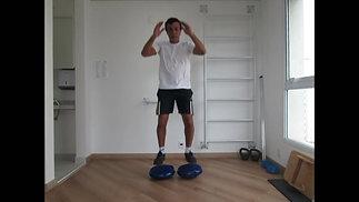 Vídeo degustação disco de equilíbrio
