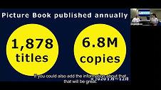 japanese publishing market at BCBF online presentation