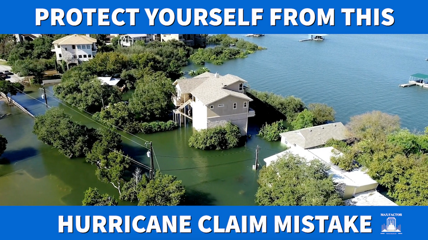 Protect Yourself From This Hurricane Claim Mistake