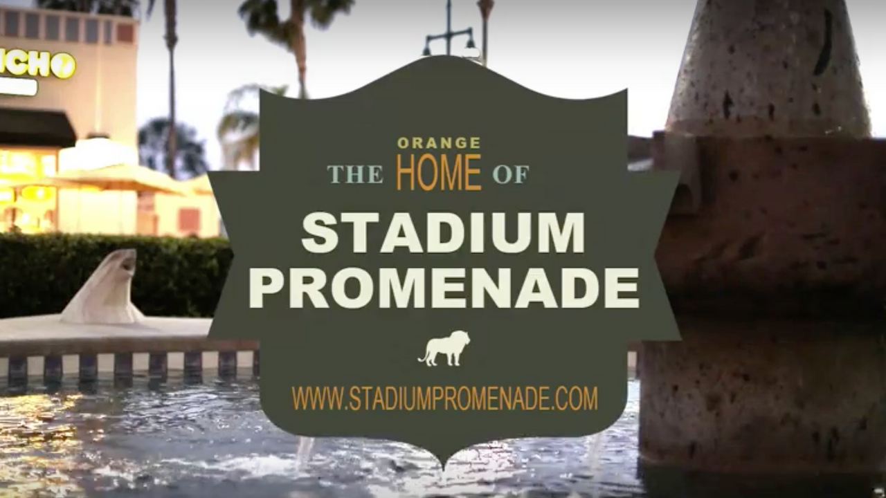 Stadium Promenade LetsEatOC Video