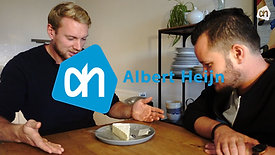 Albert Heijn Robin Zoekt Het Uit - Kaasverpakking
