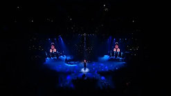 6.  'Wild Horses', X Factor, London - 11-22-09