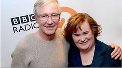 3.  BBC2 Radio interview, Paul O'Grady - 6-11-11