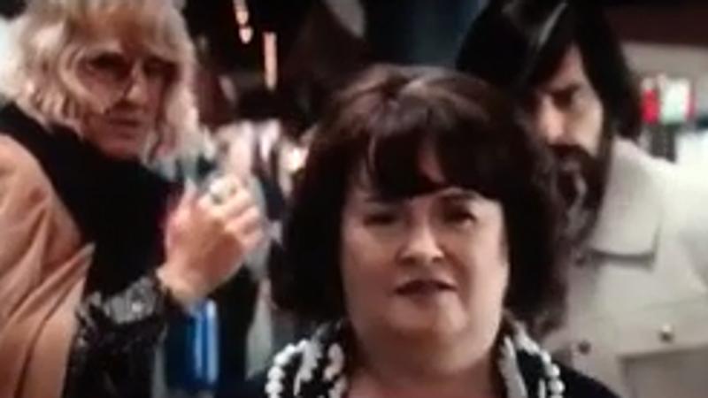 Susan's cameo in Zoolander 2 - 2-12-16