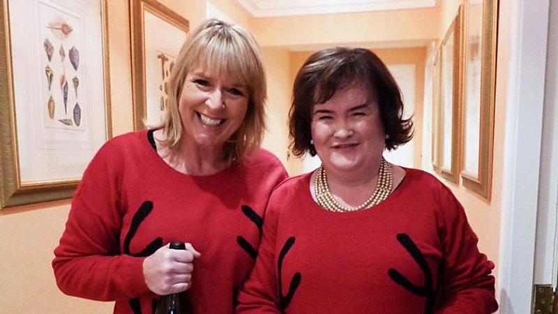 """Fern Britton meets... Susan Boyle"" - 12-1-13"