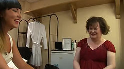 5.   The Scottish Tour, interview backstage at Kings Theatre Glasgow - 7-8-13
