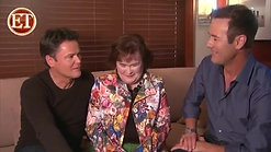 "6.  Susan and Donny Osmond (ahead of ""Dancing with the Stars"", Los Angeles - 10-16-12"