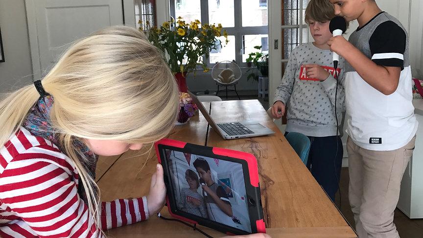 WIE BEN JIJ? trailer - door kinderen gefilmd