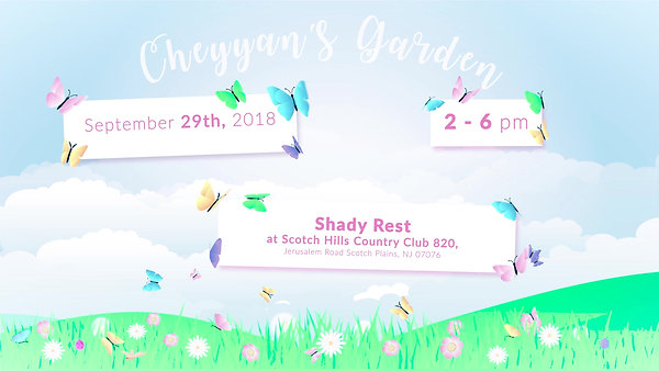 Cheyyan's Garden Invite
