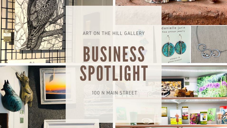 Art on the Hill Gallery