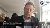 Professor Interview No.1 - Prof Van Der Stichelen