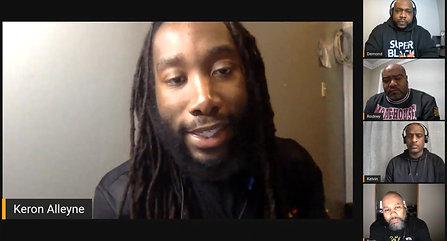 Interview: Keron Alleyne (Political Activist)