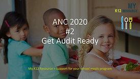 Video 2 ANC 2020