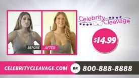 Celebrity Cleavage Bra