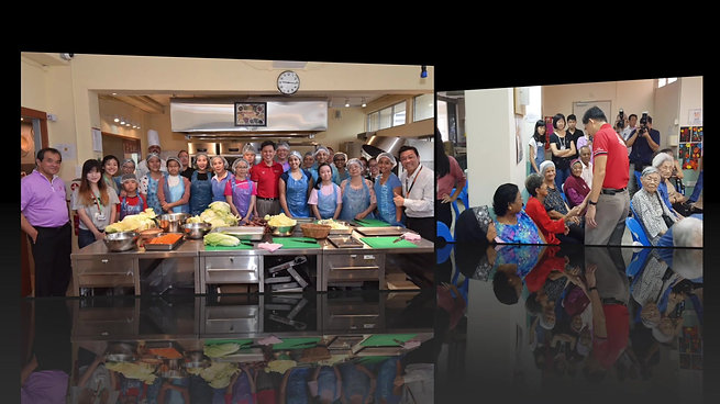 Our Served With Love Projects With Minister Chan Chun Sing
