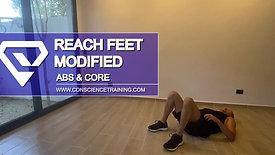 Reach Feet