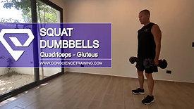 Squat Dumbbells