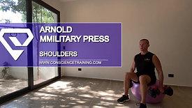 Arnold Military press