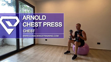 Arnold Chest press