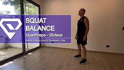 Squat balance