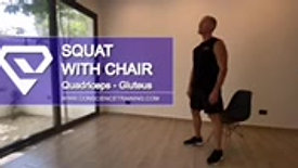 Squat with Chair