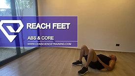 Reach Feet modified