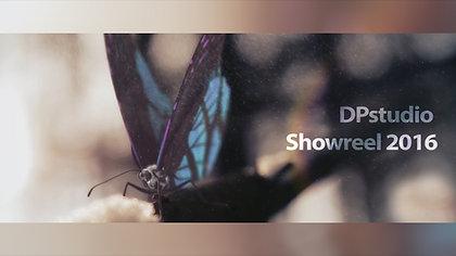 DPstudio Showreel 2016