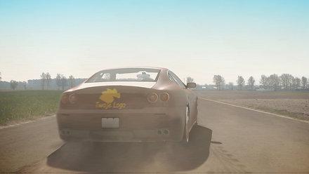 Super Car - Intro
