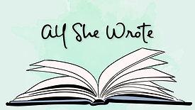All She Wrote Books | ifundwomen Campaign