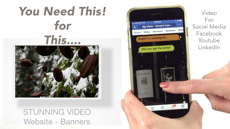 BWCI You Need This!  A Constant stream of video for social media.