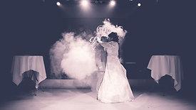 Babi's - Marilena's & Evelina wedding & christening trailer