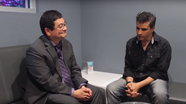 Tommy Tallarico with Dean Takahashi | GamesBeat 2019