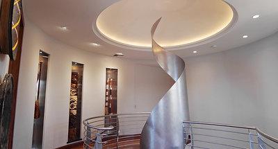 Luxurious Beach Villa | Tim Tattersall Design