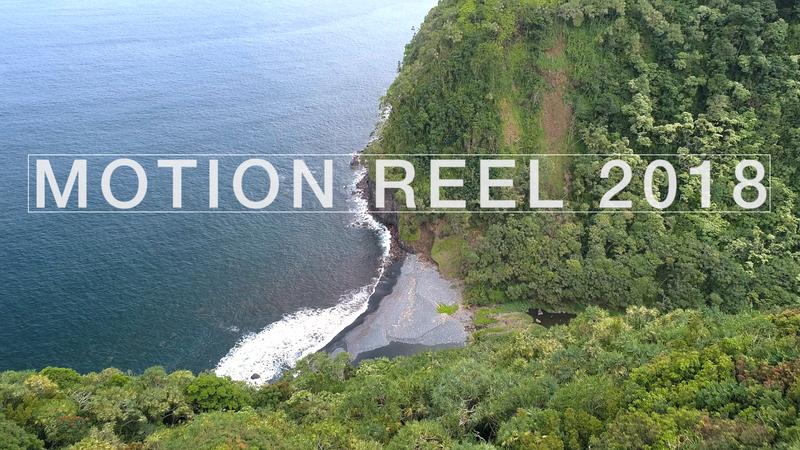 Motion Reel 2018
