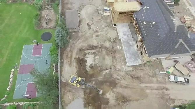 Digging The Pool