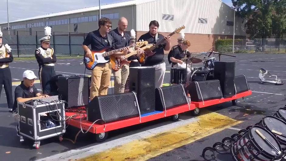 Military Appreciation Live Band